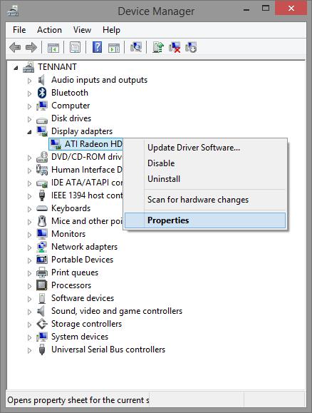 Windows 8 1 And Legacy Ati Amd Graphics Drivers Jon Gibbins