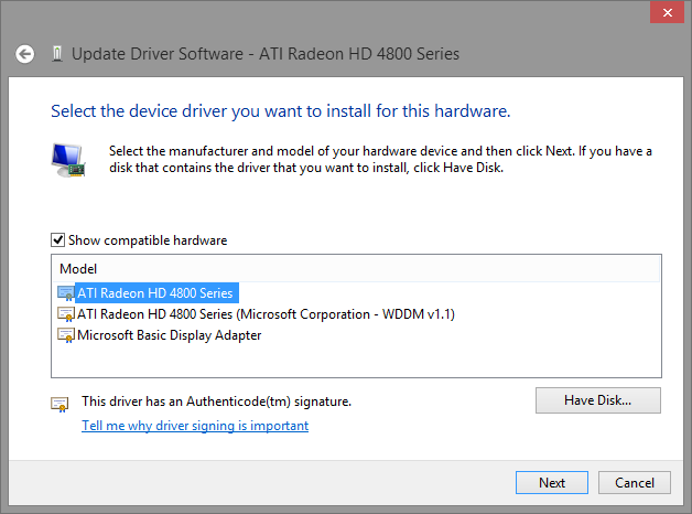 ati radeon hd 4650 driver windows 7 64 bit indir